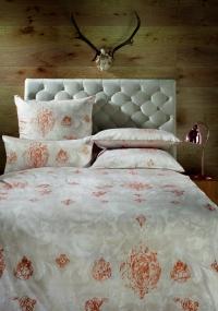 Romantické povlečení se hodí do každé ložnice
