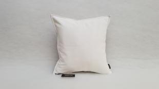 BROOK - povlak na polštářek bílý