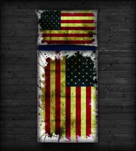 Povlečení USA