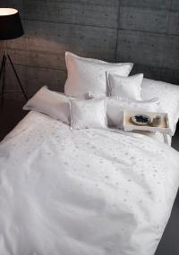 Luxusní povlečení STELLA - bílé