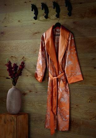 Luxusní dámský plášť Scarlett