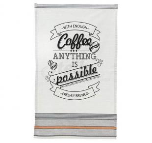 Utěrka CAFE LATTE