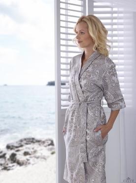 Luxusní dámský plášť ODYSSA